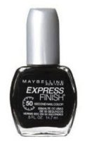 Maybelline Express Finish 50 Second Nail Color 895 Onyx Rush