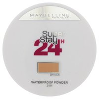 Maybelline Super Stay 24 Hour Waterproof Powder - 21 Nude