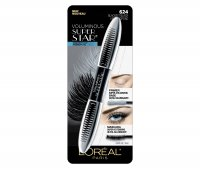 L'Oreal Voluminous Super Star Waterproof Mascara 624 Blackest Black