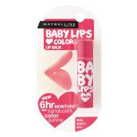 Maybelline Baby Lips Color Moisturizing Lip Balm - Rose Addict