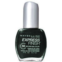 Maybelline Express Finish Nail Color 638 Grand in Green