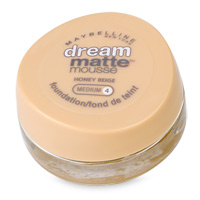 Maybelline Dream Matte Mousse Foundation Medium 4 Honey Beige