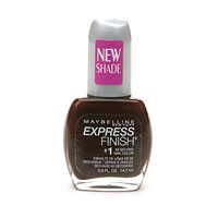 Maybelline Express Finish 50 Second Nail Color 290 Mocha Blast - Click Image to Close